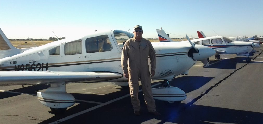 Fixed Wing Pipeline Patrol