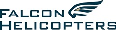 Falcon Helicopters Aerial and Pipeline Patrol Services Logo